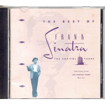 Frank Sinatra - The Best Of Capitol Years - Importado