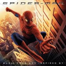 Cd Spider-man = Homen Aranha Trilha Ost [eua] Lacrado
