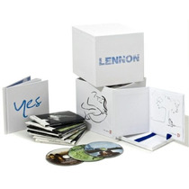Cd Box John Lennon Signature Box Set [eua] Novo Lacrado