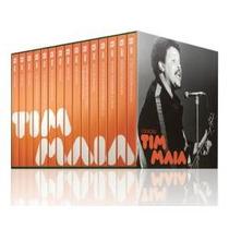Livro + Cd Tim Maia - Coleção Abril - 100% Original