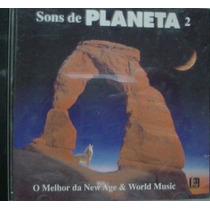 Cd New Age, World Music - Planeta 2 - Frete Gratis