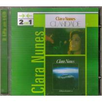 Cd Clara Nunes - Claridade / As Forças Da Natureza