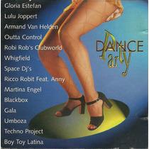 Dance Party Gloria Estefan Lulu Joppert Gala Techno Project