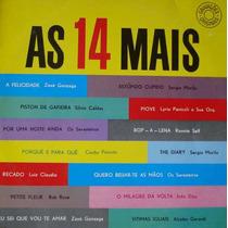 As 14 Mais Vol. 01 Lp Vários Artistas -reedição