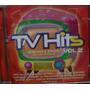 Cd Tv Hits - Trilhas De Desenhos E Seriados Frete Gratis