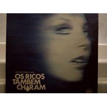 Os Ricos Tambem Choram / Novela Nacional / Lp Vinil 1982 Sbt