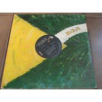 Lp Mix Alcione Garoto Maroto Promocional 1986 Rca