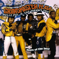 Grandmaster Flash & Furious 5 More Of The Best Frete Grátis