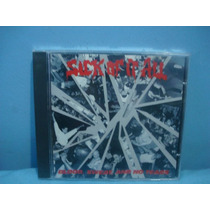 Sick Of It All - Blood, Sweat And No Tears - Cd Importado