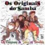 Cd Originais Do Samba Os Originais De Todos Os Sambas