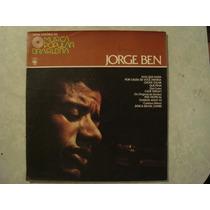 Jorge Ben História Da Música Popular Brasileira - Lp Vinil