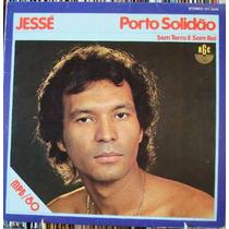 Jessé Porto Solidão - Compacto Vinil Rge 1980 - Stereo