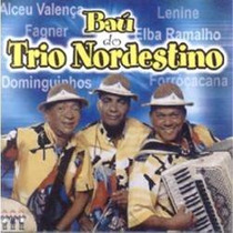 Cd Baú Do Trio Nordestino
