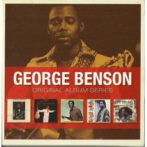 George Benson Original Album Series - Box Com 5 Cds