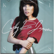 Cd Carly Rae Jepsen Kiss 2012 Original Lacrado Portal Music