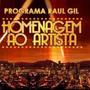 Cd Homenagem Ao Artista - Programa Raul Gil - Novo Lacrado**