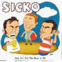Sicko - You Are Not The Boss Of Me! (cd Importado)