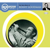 Cd Benny Goodman Very Best Of Benny Goodman