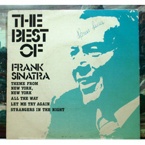 Frank Sinatra - The Best Of - Compacto Vinil Reprise 1981