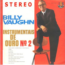 Billy Vaughn - Cd Instrumentais De Ouro Nº 2 (1960)