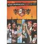 Dvd Rebeldes Tour Generación - Rbd En Vivo - Novo Lacrado***