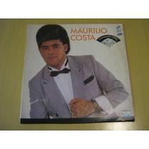 Maurilio Costa O Diamante Negro 1990 Lp Vinil