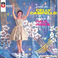Cd A Graça De Celly Campello: Músicas De Paul Anka (lacrado)
