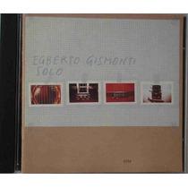Egberto Gismonti Cd Solo 1979 Import Usado Fora De Catálogo