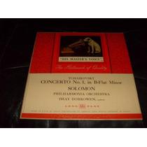 Lp Tchaikovsky Orquestra Sinfonica Solomon Importado Usa