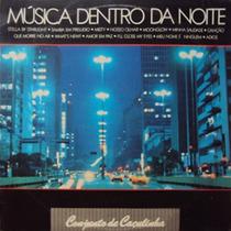 Lp Vinil - Conjunto Caçulinha - Música Dentro Da Noite