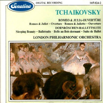 Cd / Tchaikovsky = Romeo & Juliet - Ballet Suite (importado)