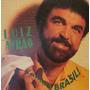 Luiz Ayrão - Lp Samba Brasil - Encarte - 1993 - Stereo