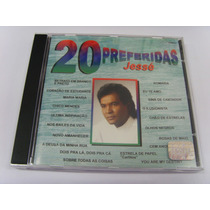Cd - Jessé - 20 Preferidas