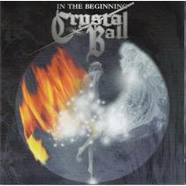 Crystal Ball In The Beginning (e+) Cd Imp Heavy/hard**