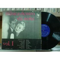 Música Dentro Da Noite Vol.1 Coletânea - Lp Columbia