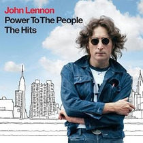 Cd John Lennon Power To The People The Hits (lacrado)beatles
