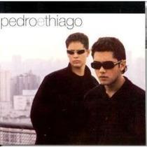 Cd Pedro E Thiago - Toque De Mágica (lacrado) Pedro Leonardo