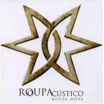 Cd Roupa Nova Acústico Original + Frete Grátis