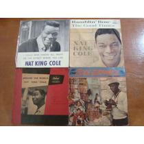 Nat King Cole, Lote 4 Compactos, Ramblin