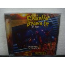 Charlie Brown Jr - Musica Popular Caiçara - Cd Nacional