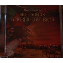 Cd - Marcus Viana - Sete Vidas, Amores E Guerra - Sagrado