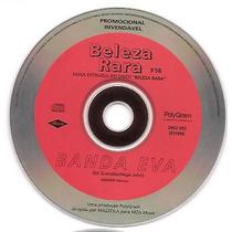 Cd Single Ivete Sangalo - Beleza Rara (banda Eva) Vers Estud