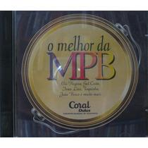 O Melhor Da Mpb Cd O Melhor Da Mpb Tintas Coral Dulux Promo