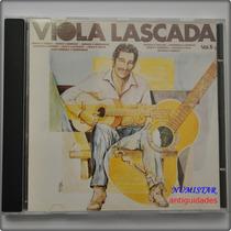 Cd Sertanejo Viola Lascada V.5 Música Viola E O Carro De Boi