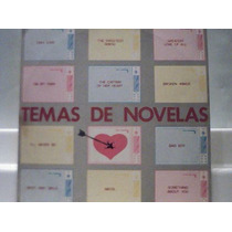 Temas De Novelas / Diversos / Lp Vinil Disco / Brasidisc