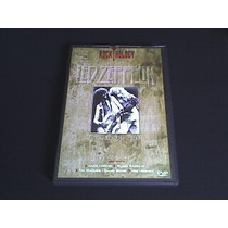Dvd Led Zeppelin - Legends On Film - Rockthology