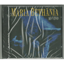 Cd-maria Bethânia-ao Vivo-1995-cd Do Box-remaster-lacrado