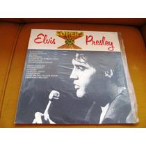 Lp Zerado Elvis Super 3 Disco De Ouro