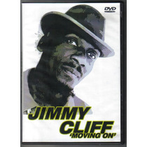 Dvd Jimmy Cliff - Moving On - Frete Grátis Brasil