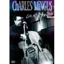 **charles Mingus **live At Montreux **dvd Original, Novo!!